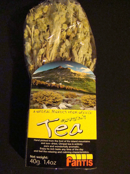 Greek Mountain Shepherd's Tea