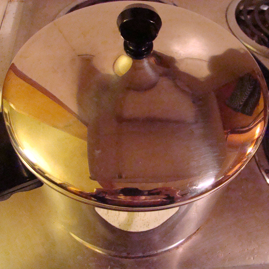 Seasoning a New Yixing Teapot - step 7