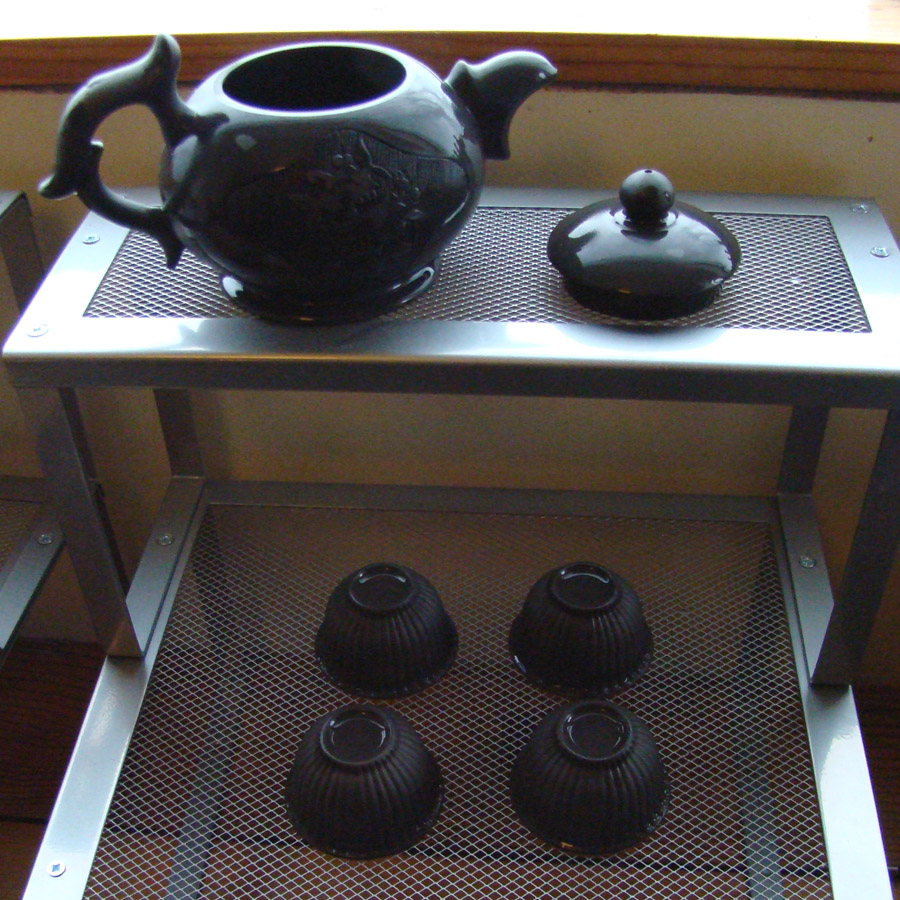 Seasoning a New Yixing Teapot - step 10