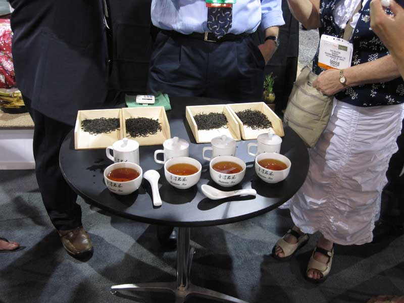 World Tea Expo 2011