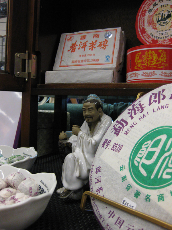 puer at the Northwest Tea Festival