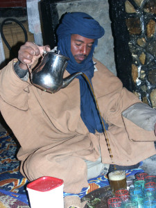 Tuareg Tea